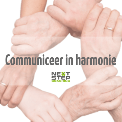 Communiceer in harmonie